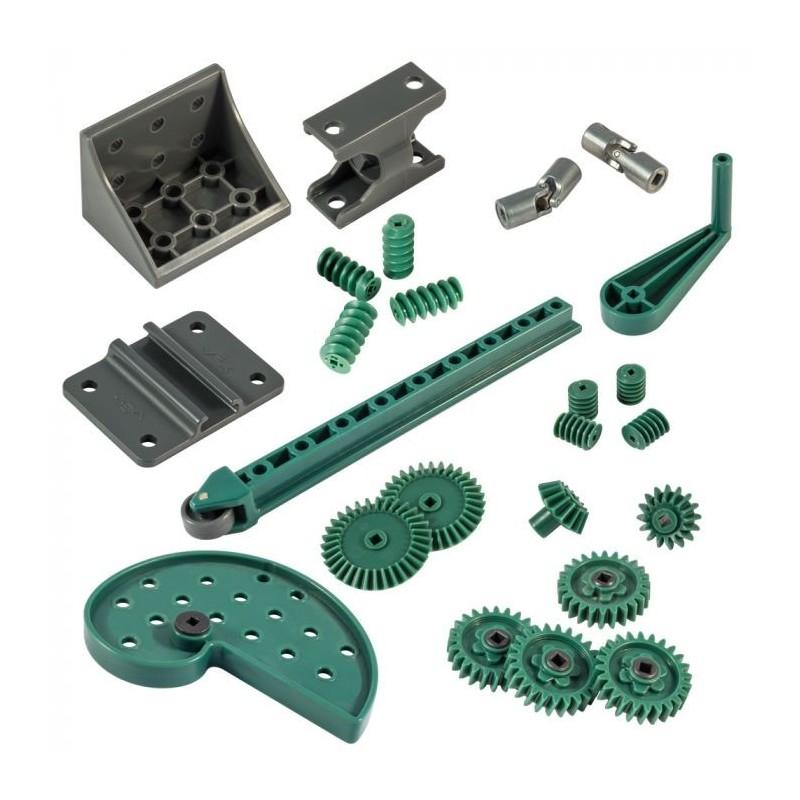 VEX Geavanceerde techniek en bewegingsset, VEX Robotics 276-2045