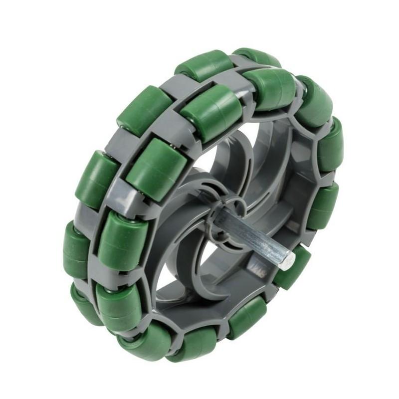 "VEX 4"" Omni-Directional Wheel (2-pack) 276-2185"