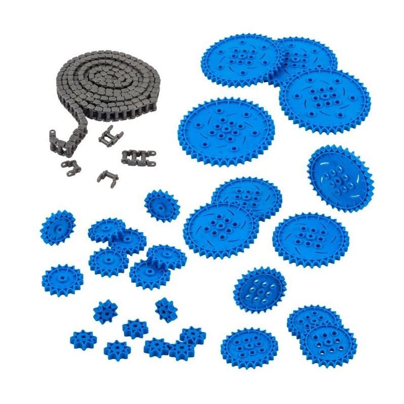 VEX IQ-kit met ketting en kettingwielen, VEX Robotics 228-2534