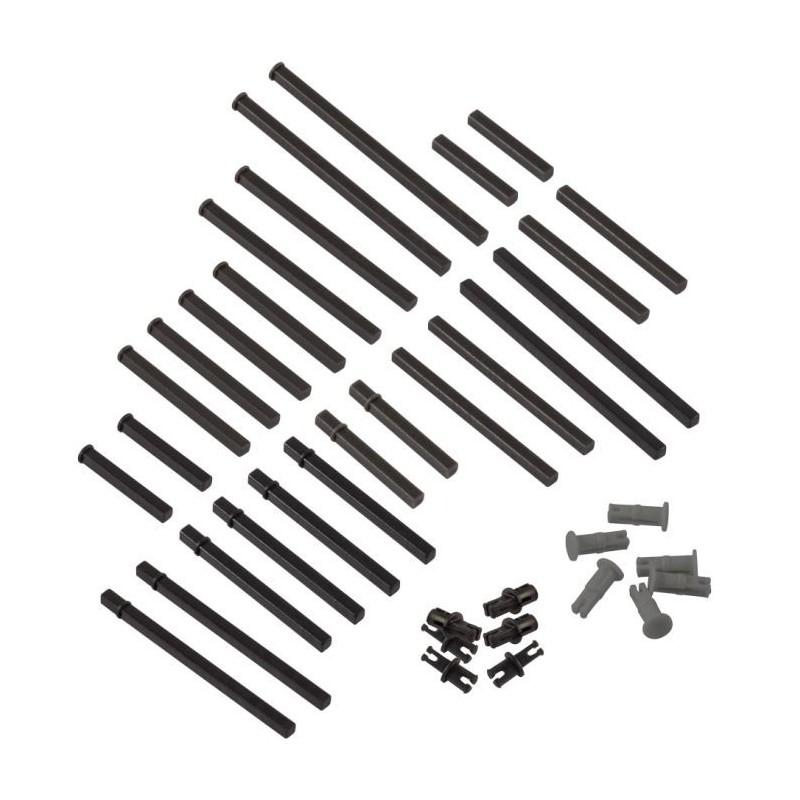 VEX Robotics 228-3620 VEX IQ Plastic Shaft Base Pack (Base)