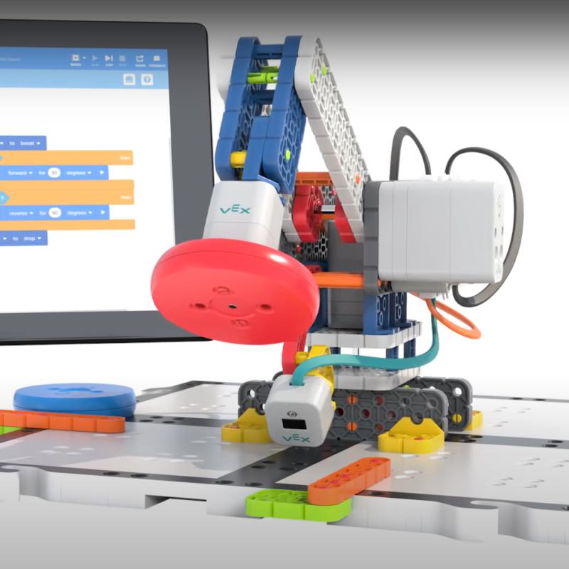 Robotica wekelijkse lessen   8-10 jaar,