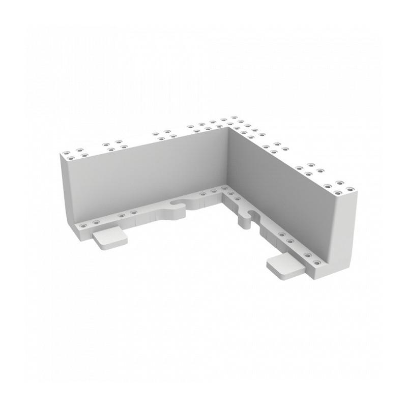Mur d'angle de terrain VEX IQ, VEX Robotics 228-4834